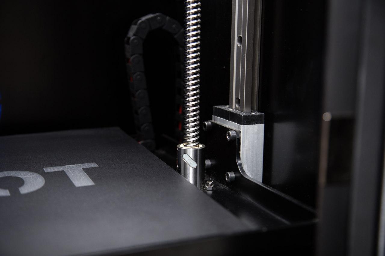 z czego składa się drukarka 3d